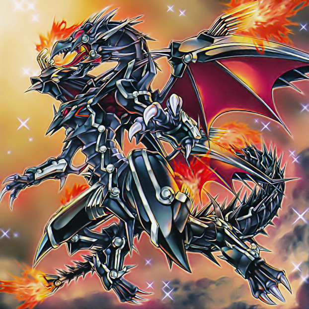 Red Eyes Black Dragon Wallpaper Posted By John Simpson