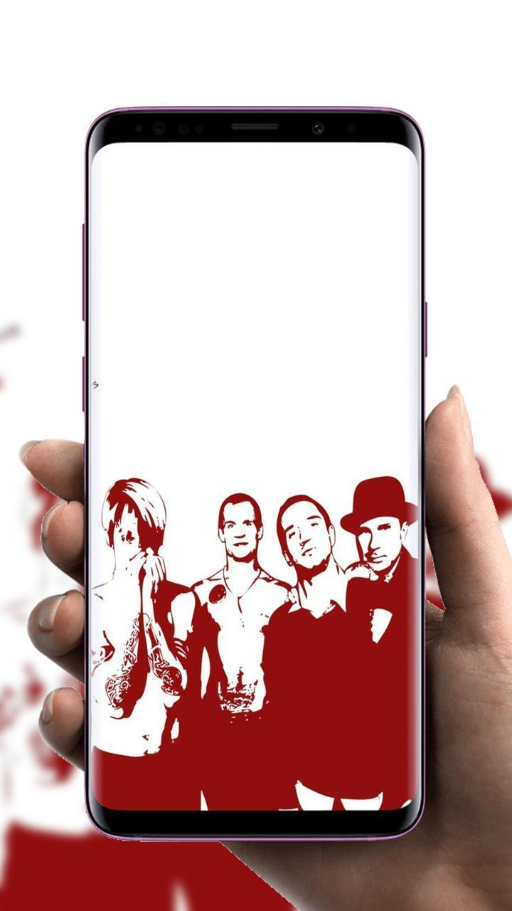 Red Hot Chili Peppers Iphone Wallpaper Posted By Michelle Peltier