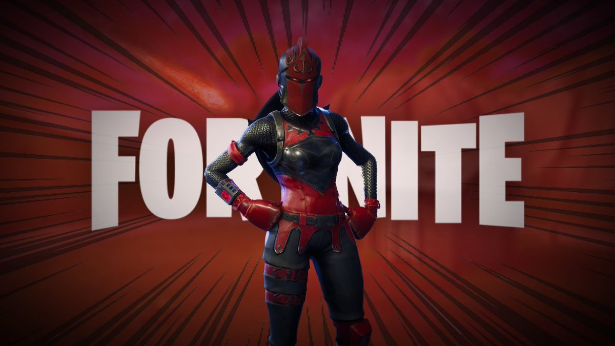 Red Knight Wallpaper Fortnite Posted By Samantha Thompson