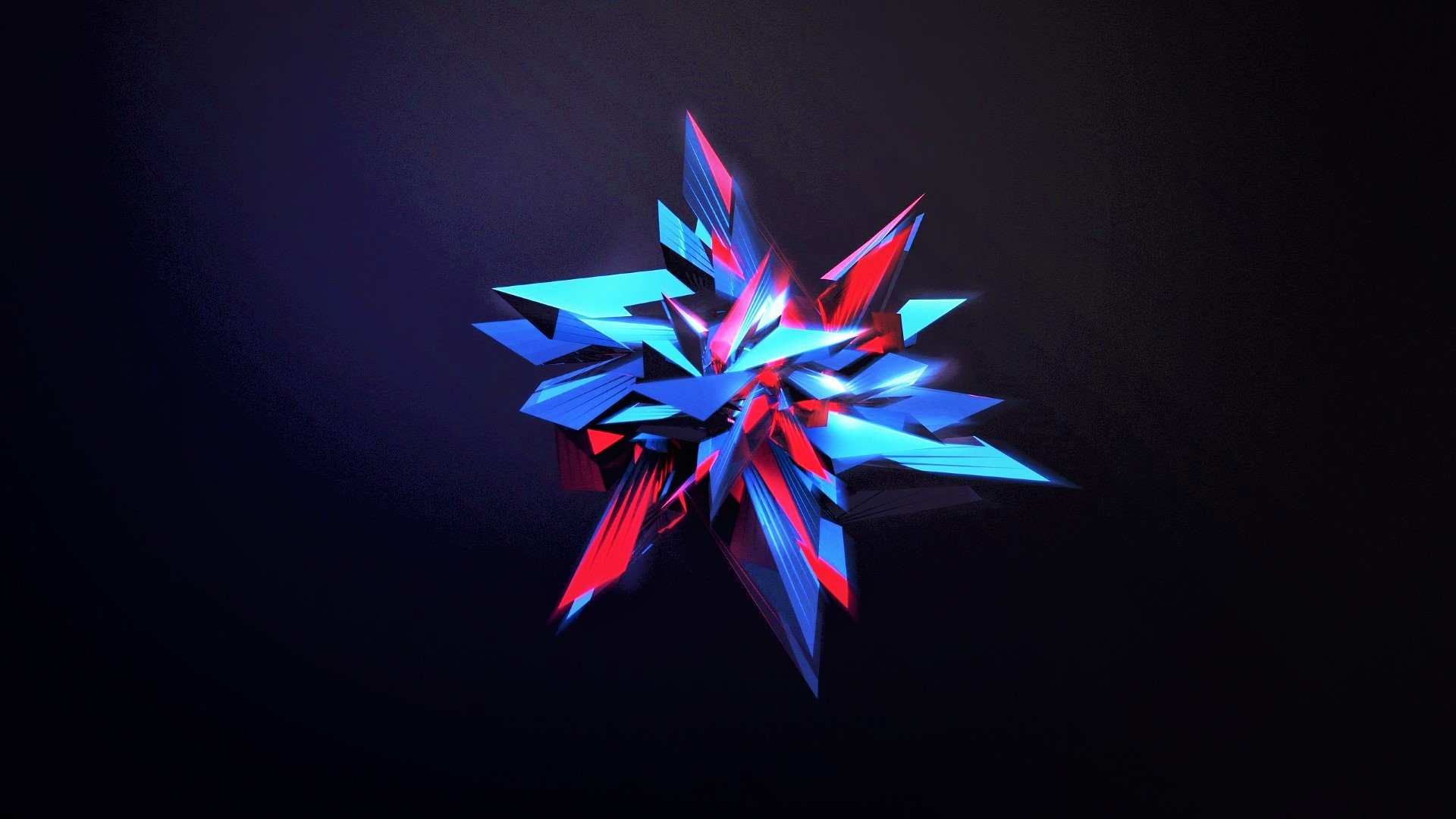 Red Shards Background Posted By Zoey Johnson