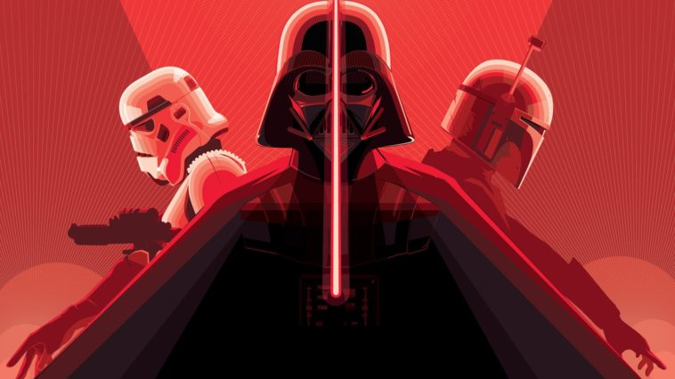 Red Star Wars Wallpaper Posted By Zoey Walker