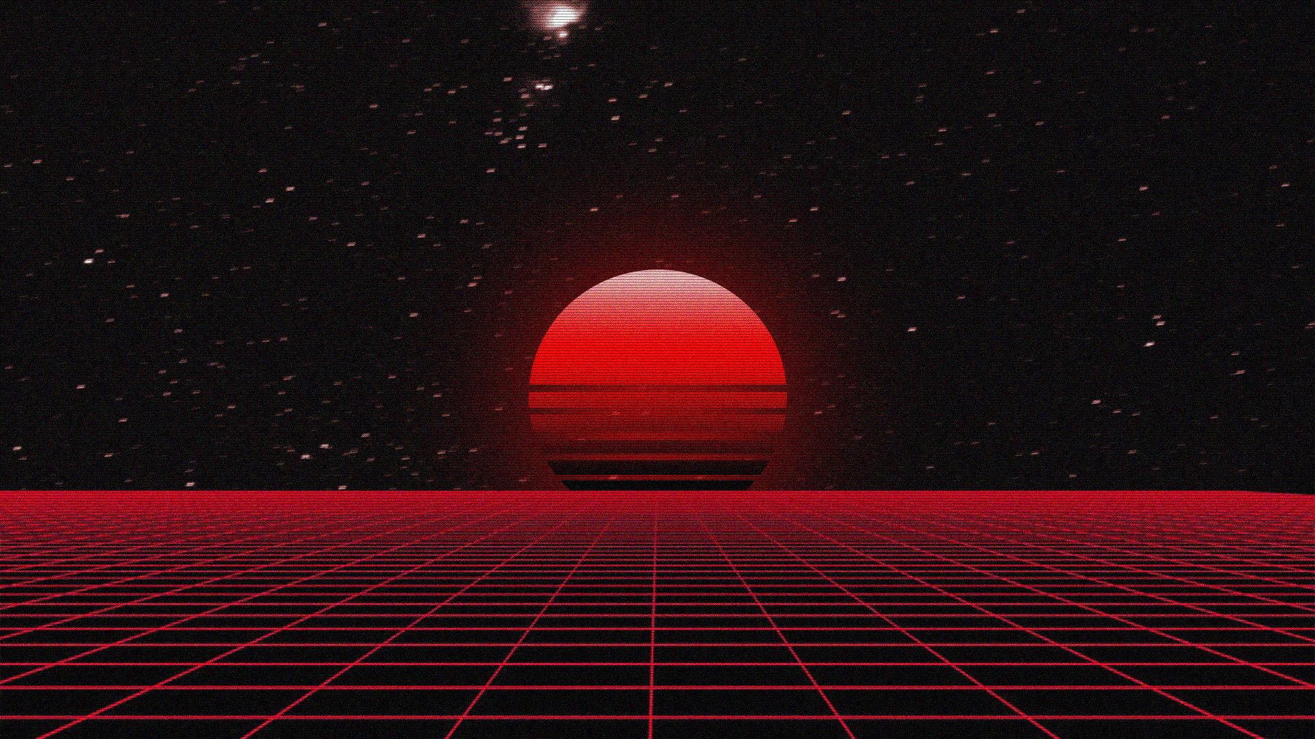 Red Vaporwave Wallpaper Posted By Samantha Sellers