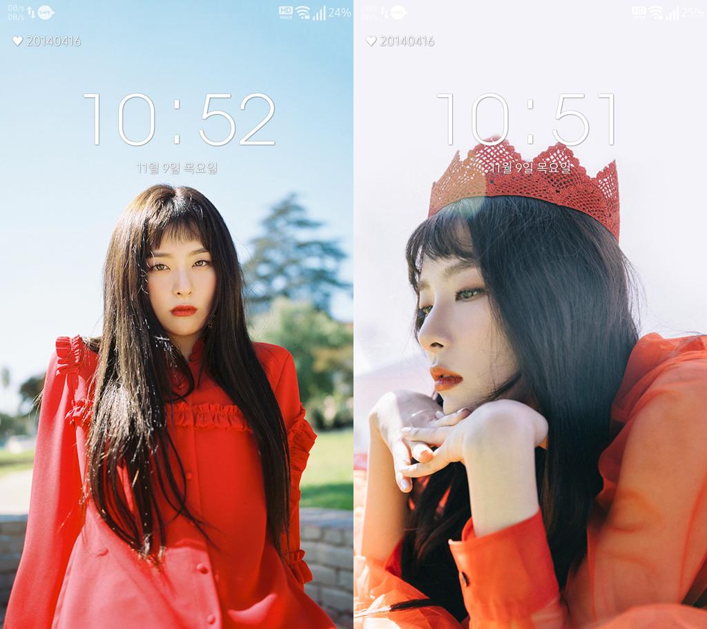 Red Velvet Phone Wallpaper Posted By Ryan Walker