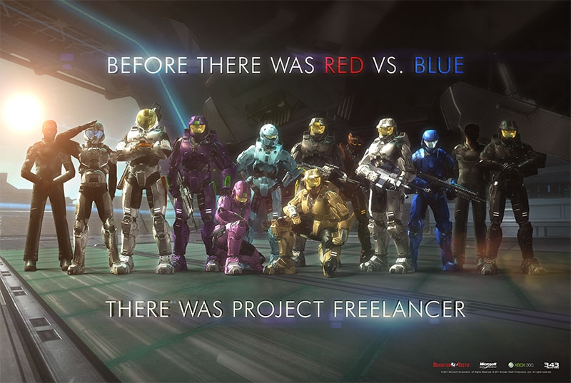 Video Guest World Roblox Trailer Roblox Wikia Fandom Red Vs Blue Project Freelancer Posted By Ethan Walker
