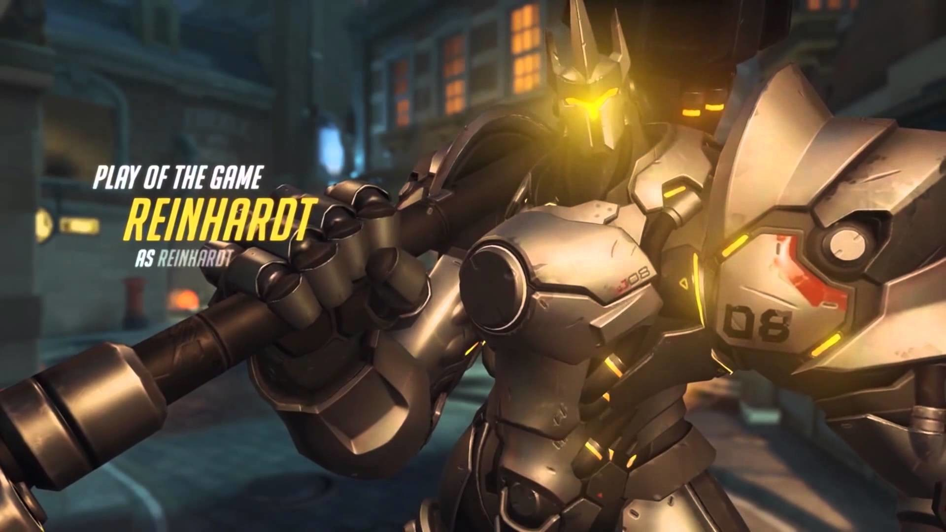 Reinhardt Wallpaper Posted By John Anderson