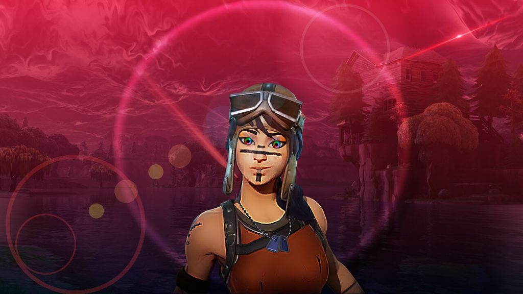 Renegade Raider Fortnite Wallpapers Posted By Ryan Tremblay