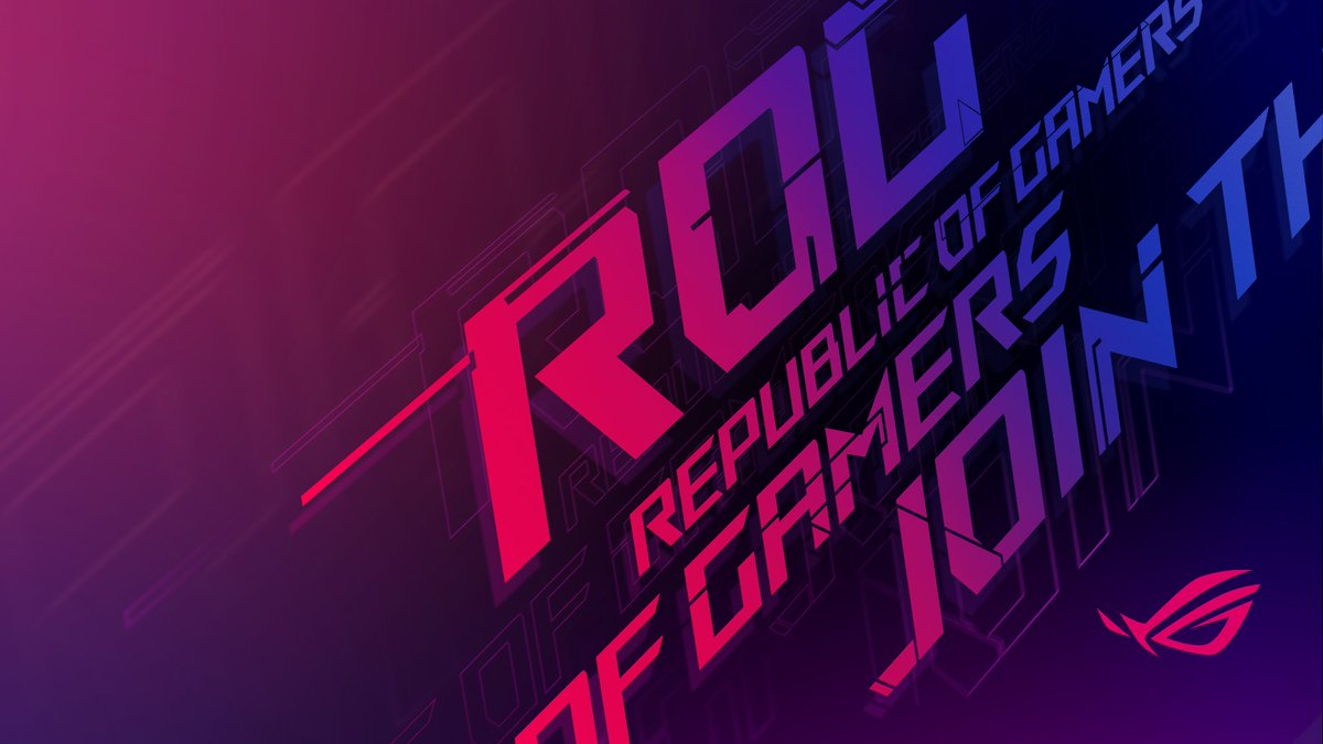 ROG Global on Twitter Weve had a lot of requests
