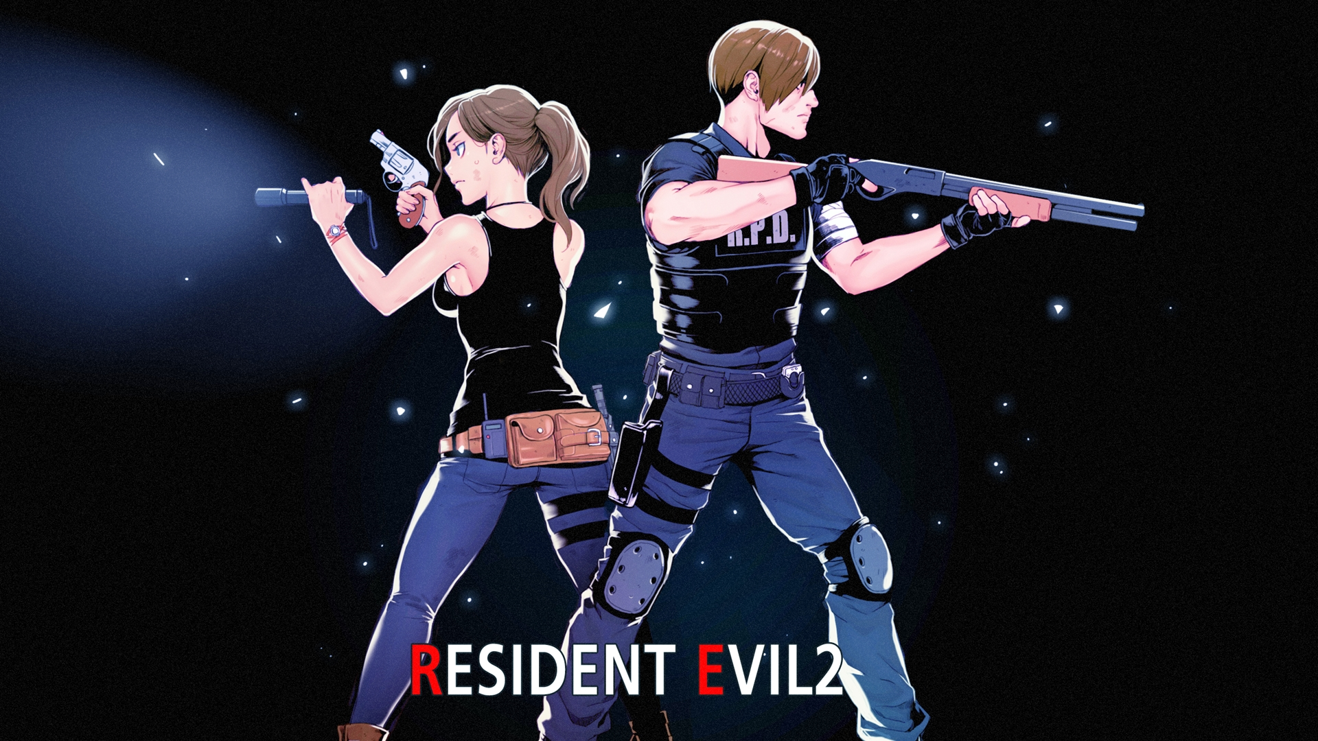 Resident Evil 2 Phone Wallpaper Posted By Samantha Simpson