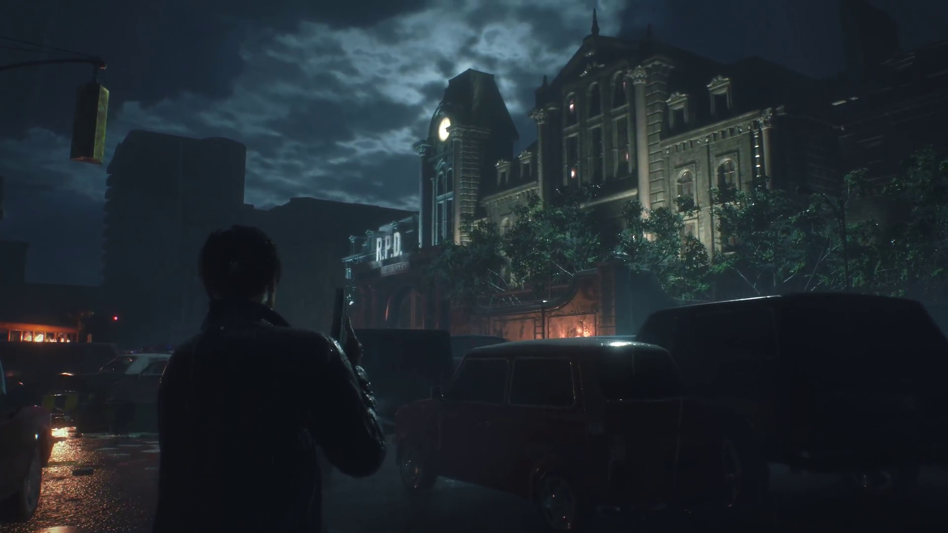 Resident Evil 2 Remake Wallpaper 1920x1080 Posted By Sarah Sellers