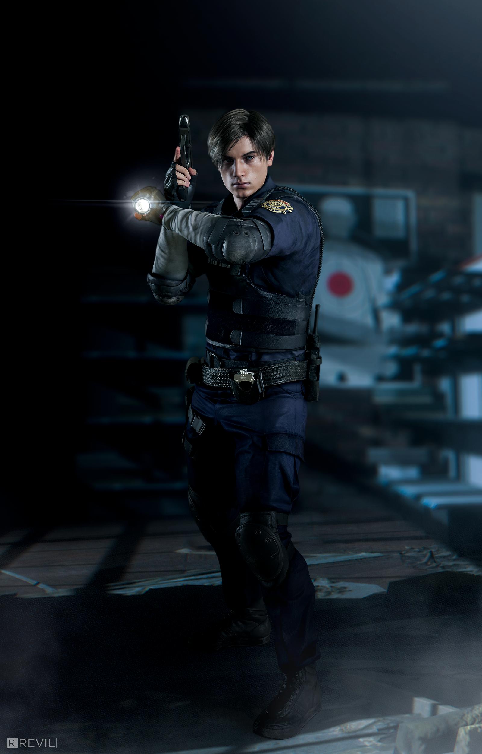 Resident Evil 2 Remake Wallpaper Posted By John Sellers