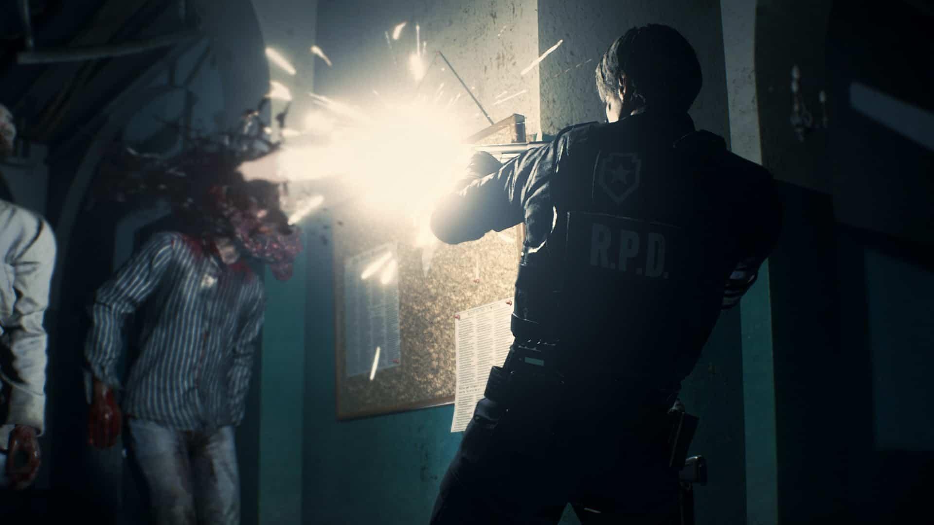 Resident Evil 2 Remake Wallpaper Posted By Ryan Walker