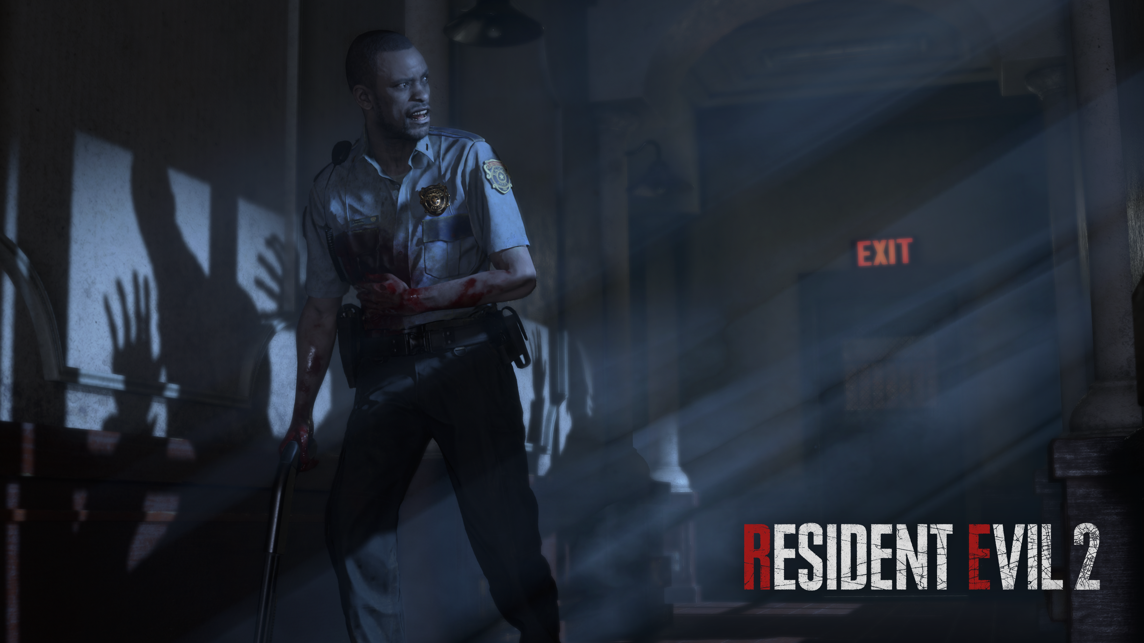 Resident Evil 2 Wallpaper 1080p Posted By Ryan Walker