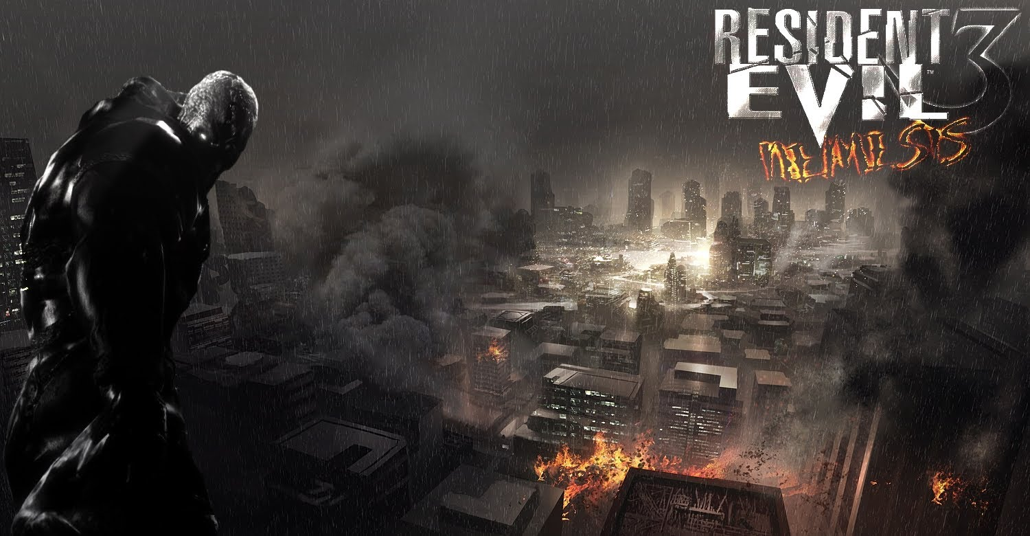 Resident Evil 3 Nemesis Wallpapers Posted By Ryan Sellers
