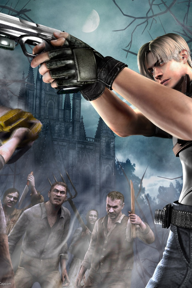 Resident Evil 4 Ashley Graham Wallpapers Posted By Michelle Johnson