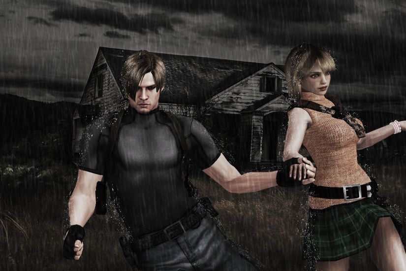 Resident Evil 4 Wallpaper 1920x1080 Posted By Sarah Walker