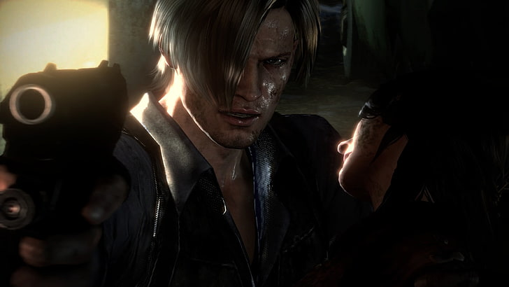 Resident Evil 6 Wallpaper Posted By Sarah Cunningham