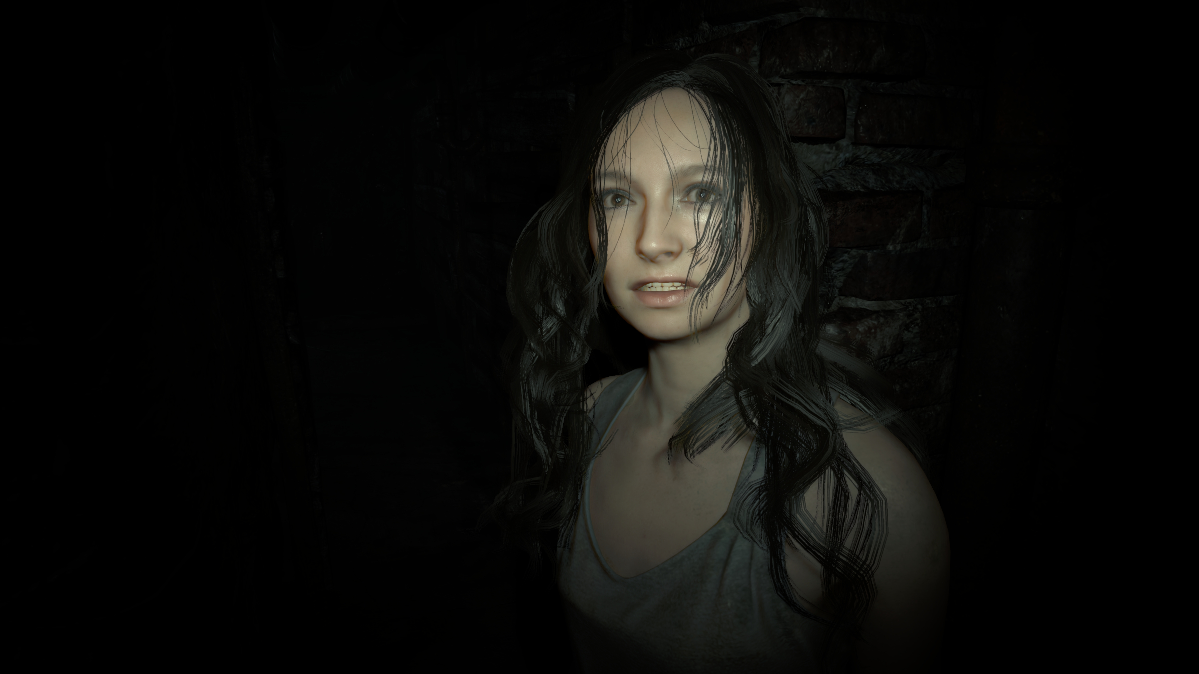 Resident Evil 7 Hd Wallpaper Posted By Ethan Peltier