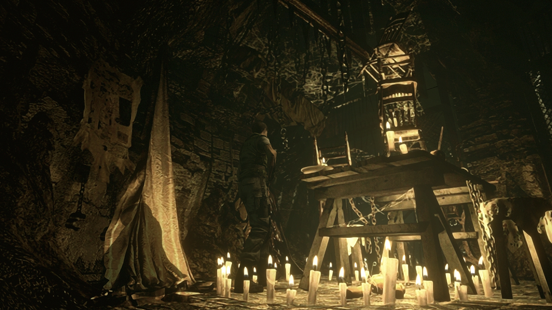 Resident Evil 7 Hd Wallpaper Posted By Christopher Thompson