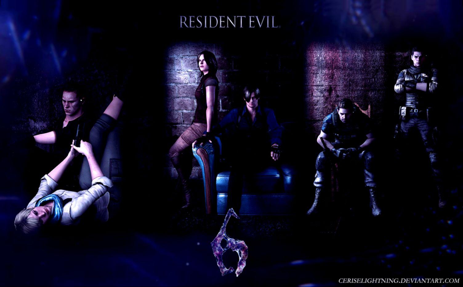 Resident Evil Desktop Wallpaper Posted By John Johnson