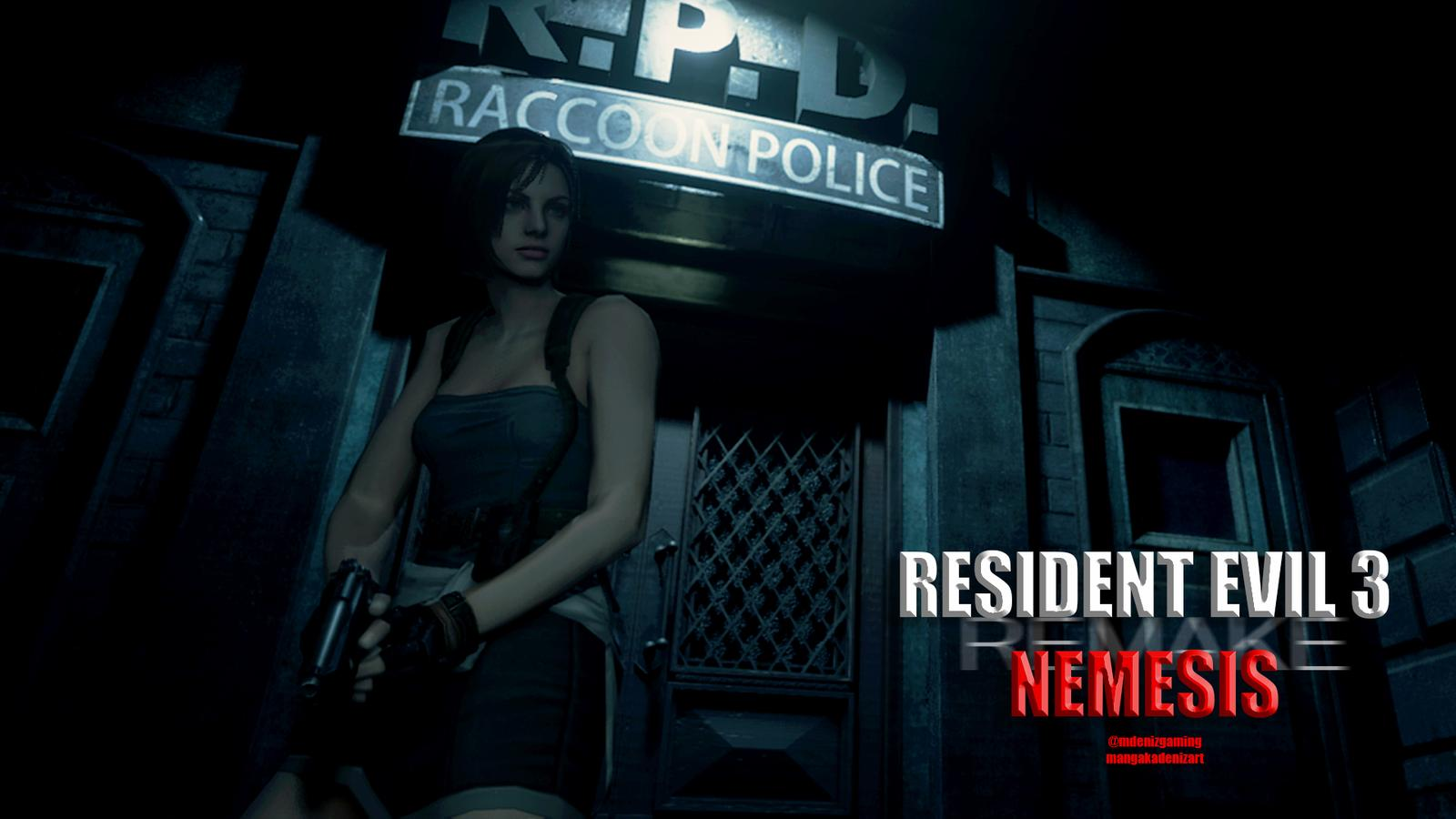 Resident Evil Nemesis Wallpaper Posted By Ryan Sellers