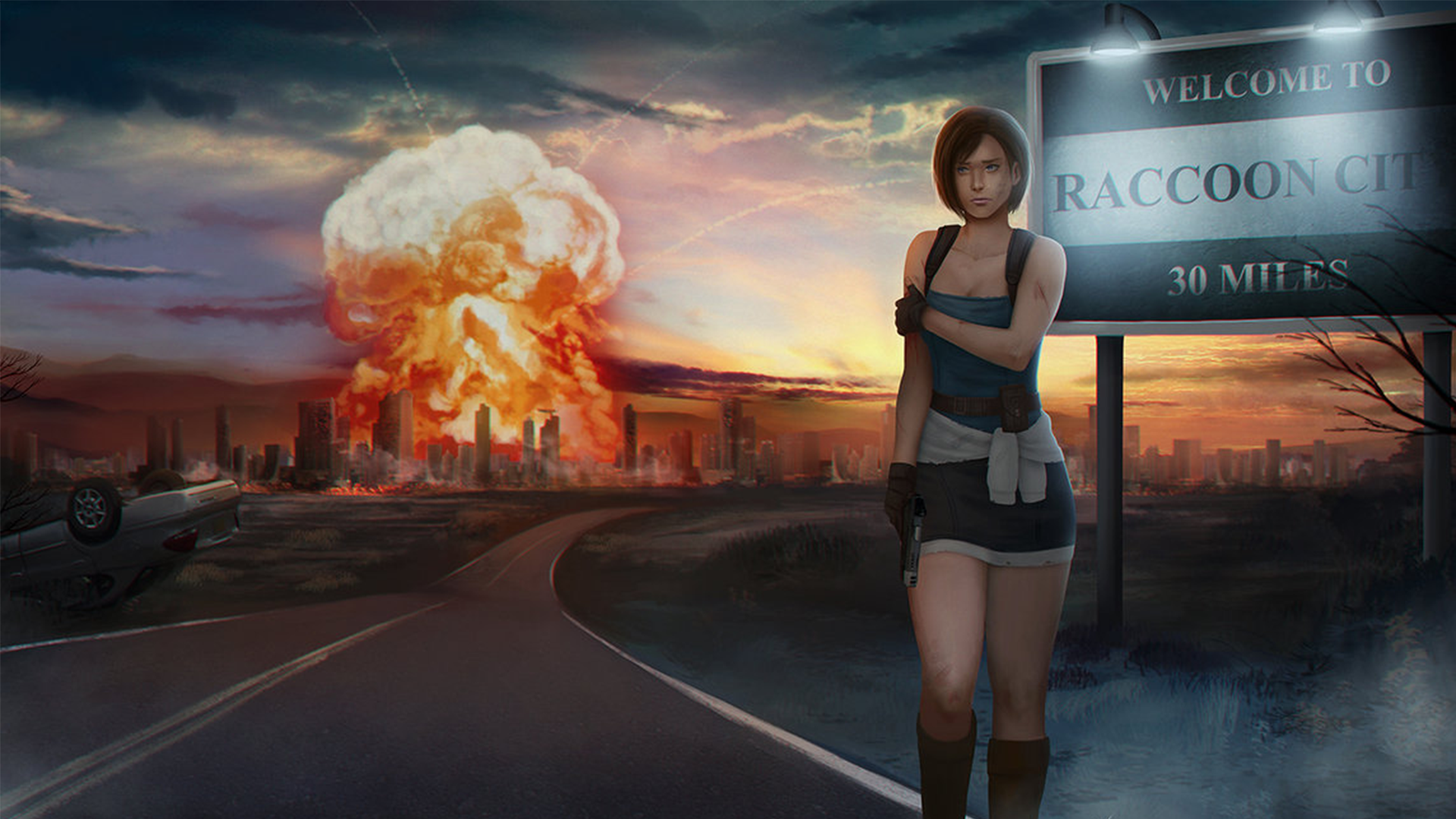 Resident Evil Wallpaper Posted By Michelle Peltier