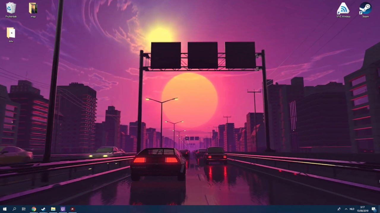 Retro Vaporwave Wallpaper Posted By Zoey Tremblay
