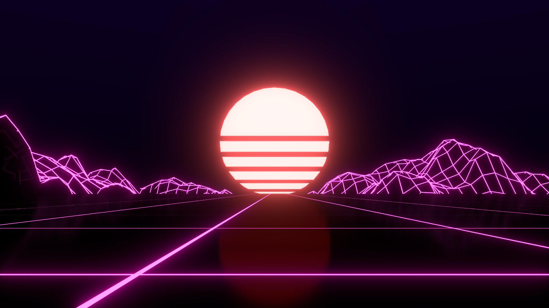 Retrowave Phone Wallpaper Posted By Zoey Walker