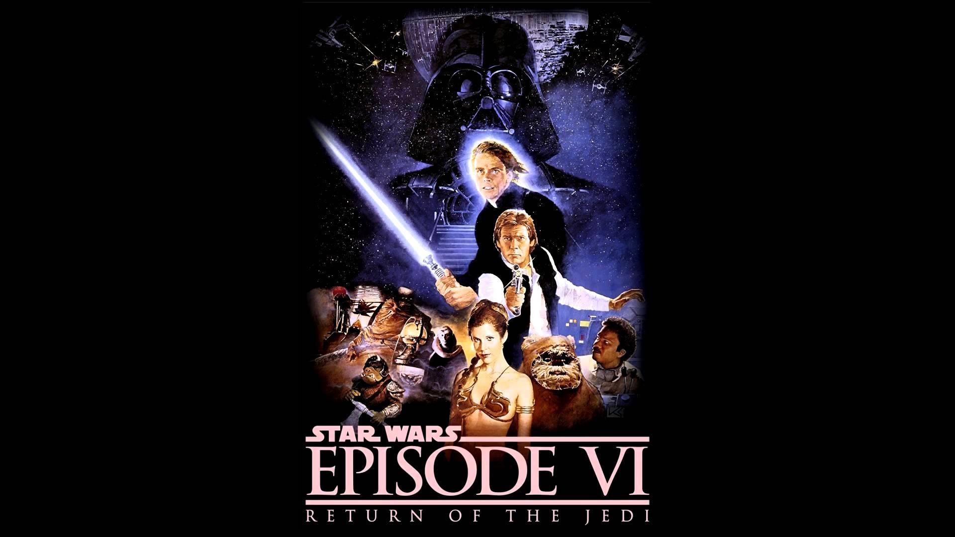 Star Wars Episode VI Return Of The Jedi Wallpaper 6 1920