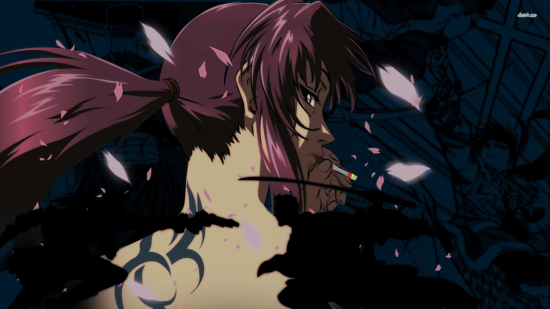 Revy Black Lagoon Wallpaper Posted By Ethan Thompson