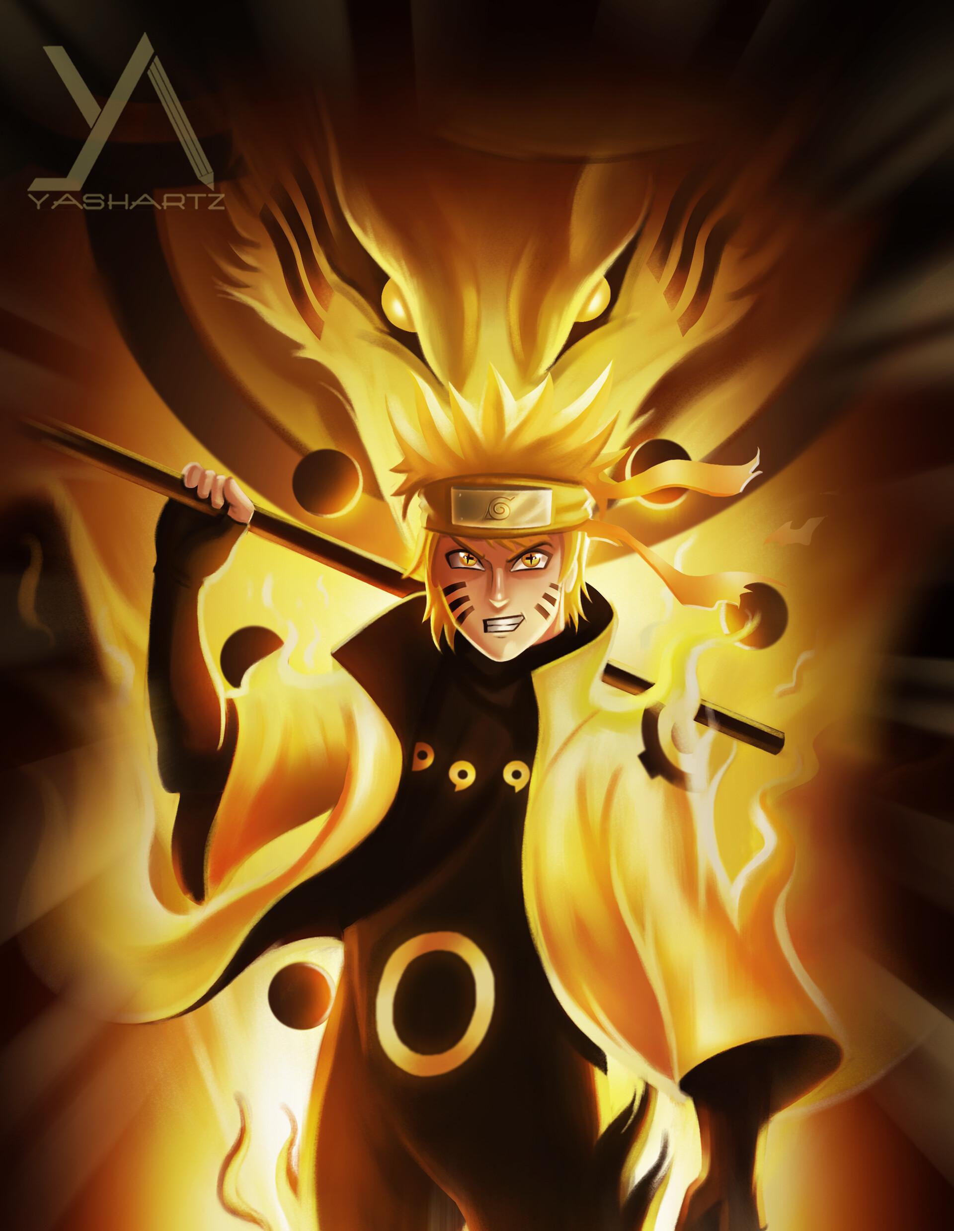 Anime Wallpaper Hd Naruto Modo Rikudou Wallpaper