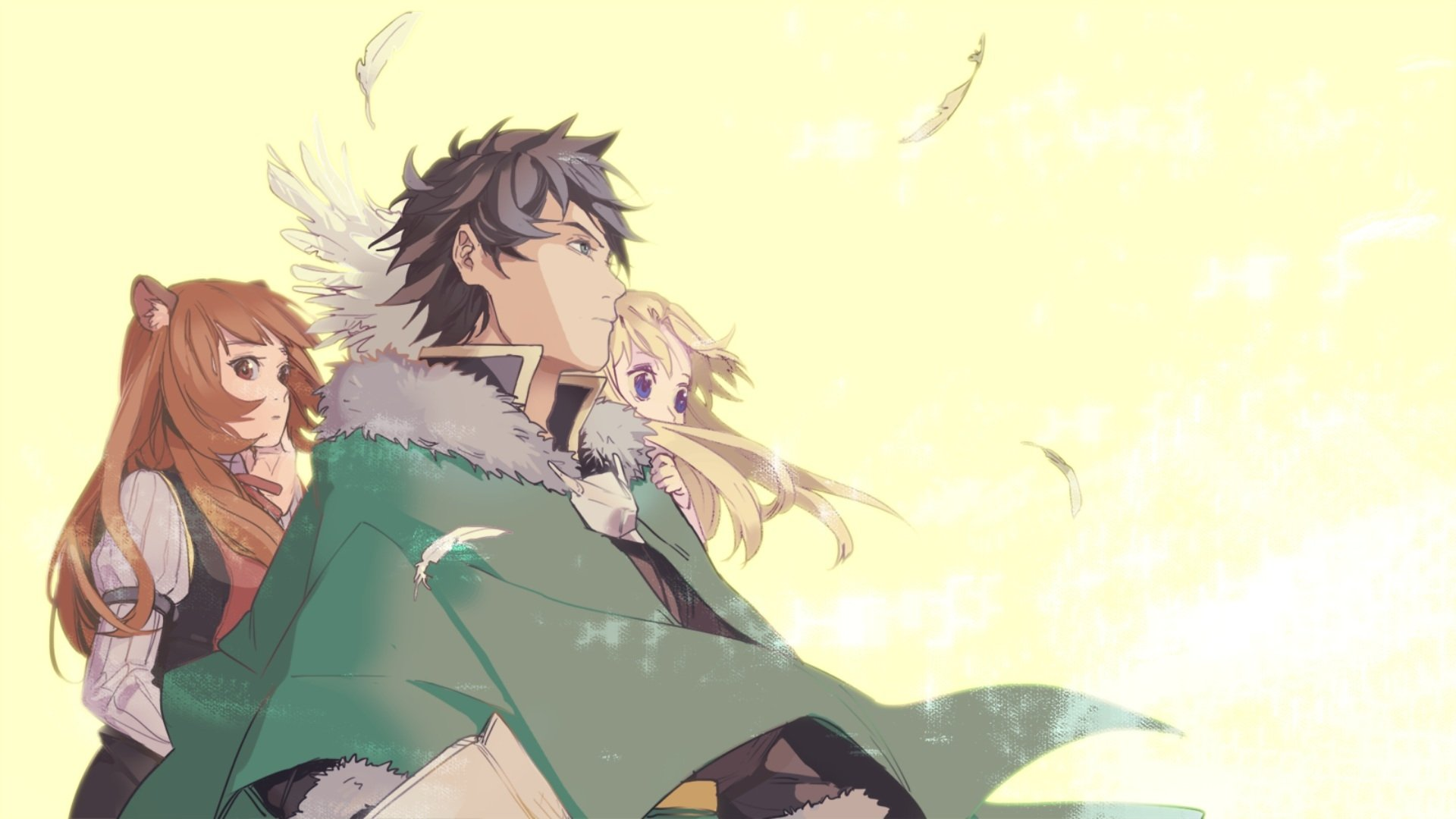 Rising Of Shield Hero Wallpaper Posted By Christopher Sellers