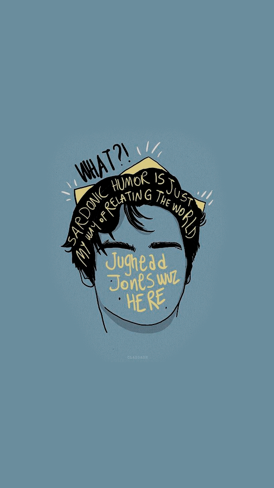 Riverdale Jughead Wallpapers Posted By Sarah Cunningham