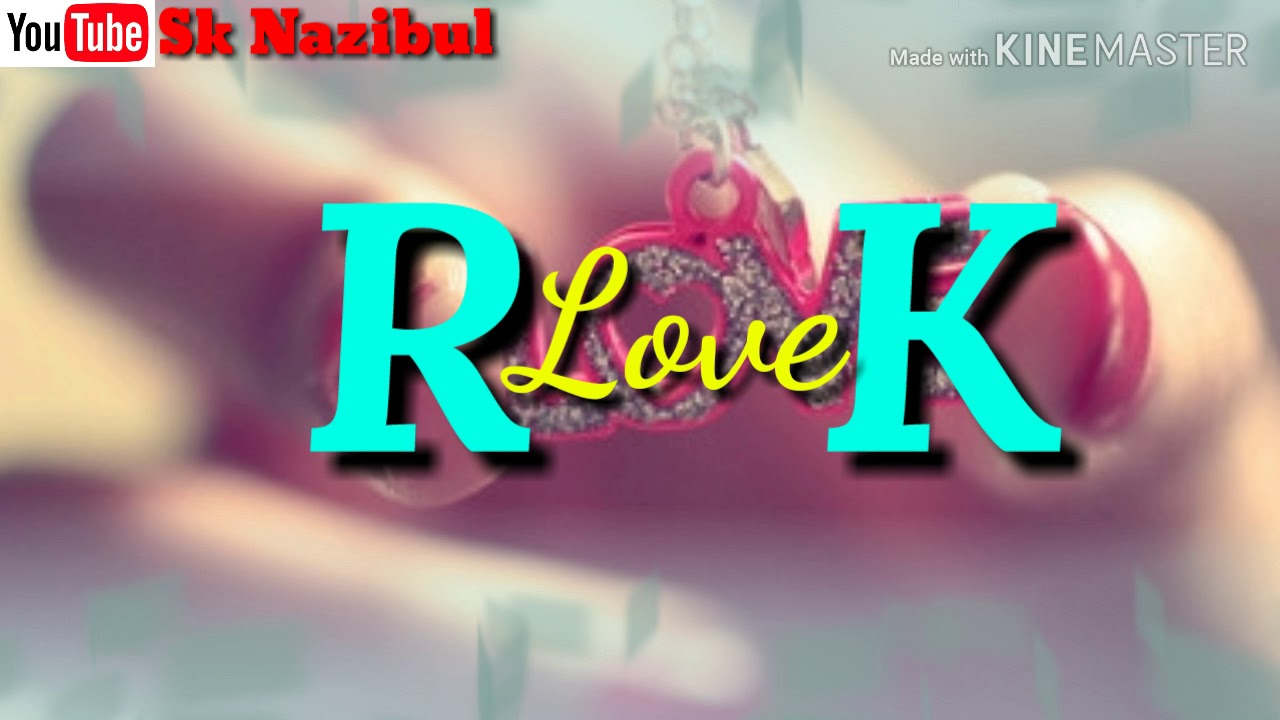 Rk Letter Wallpaper Posted By Samantha Sellers