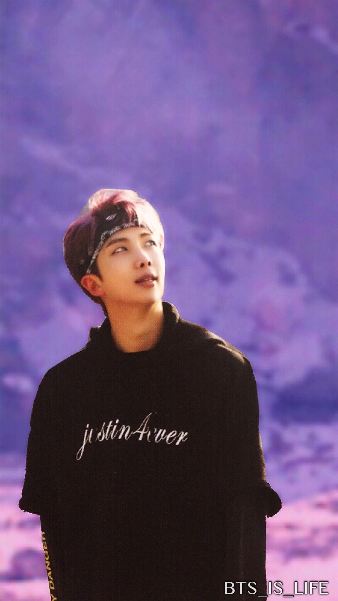 BTS RM Not Today Wallpaper in 2019 Bts not today wallpaper