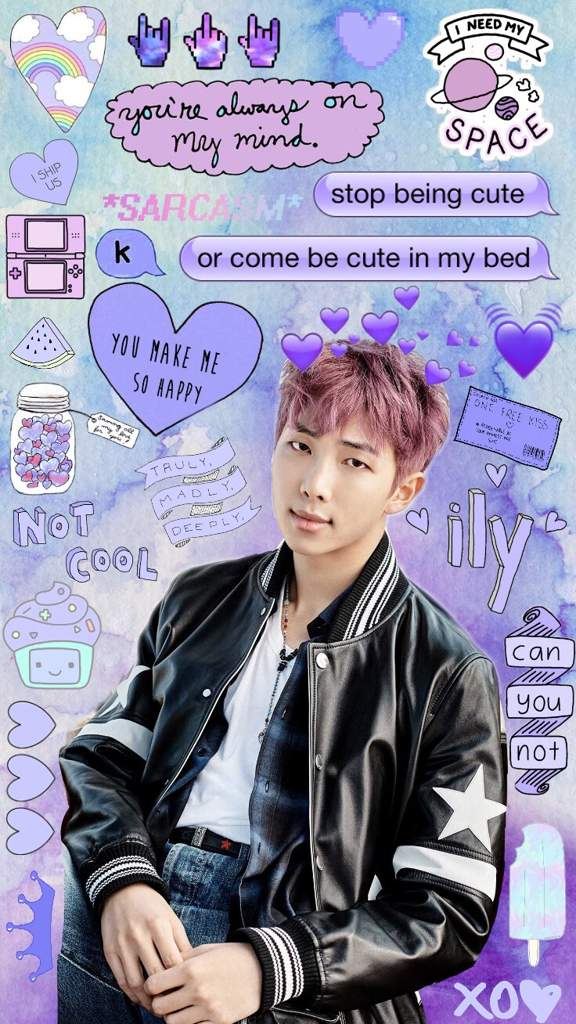 Cute BTS WallpapersdY ARMYs Amino