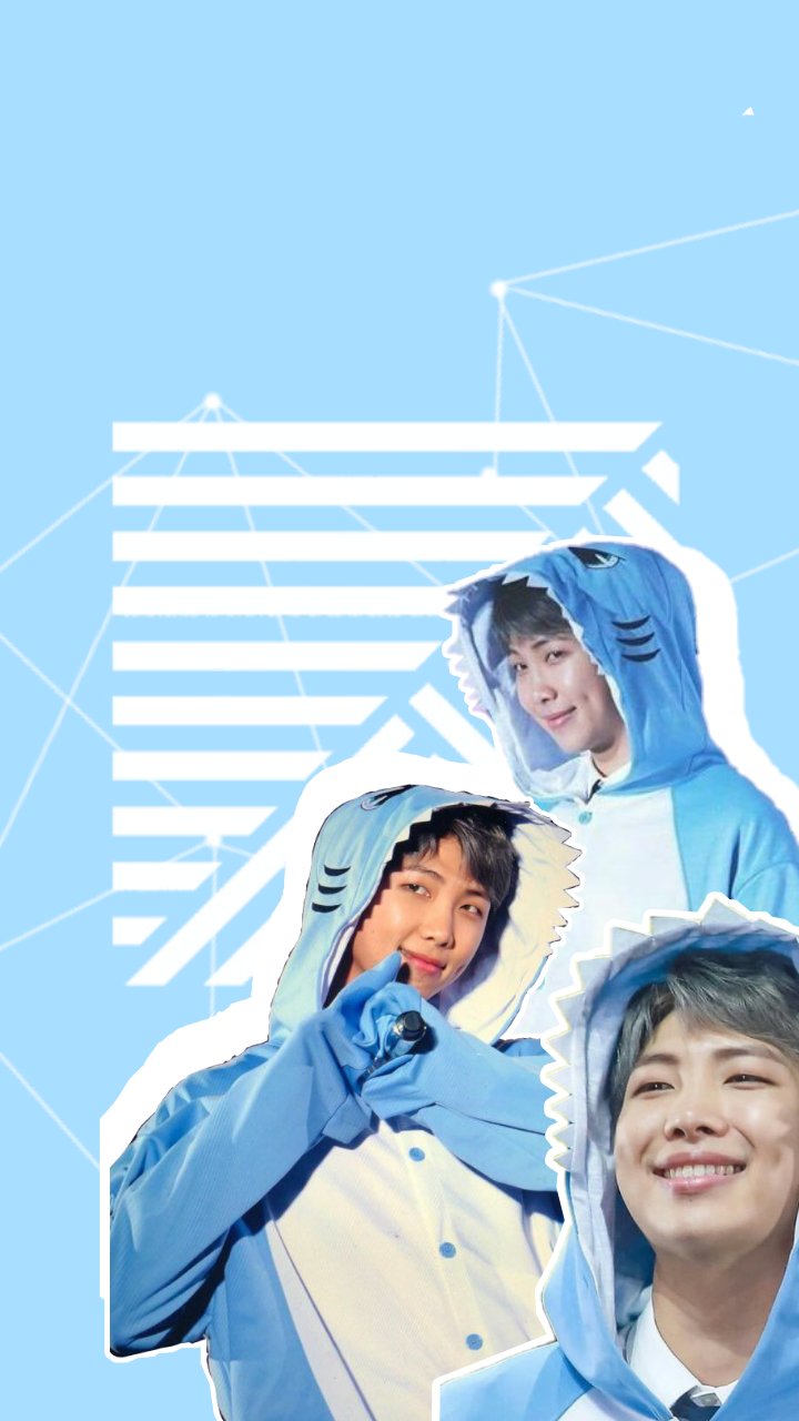 namjoon rmbts RM rapmonster bts wallpaper