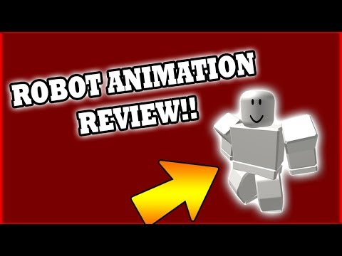 Free Animation Pack Roblox Roblox Robot Animation Posted By Christopher Johnson