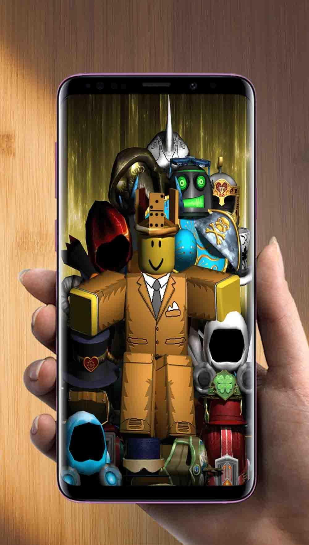 Roblox Robot Wallpapers Posted By Zoey Tremblay