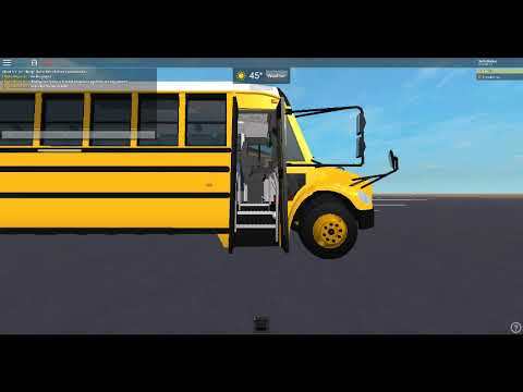 Roblox School Bus Posted By Ryan Cunningham