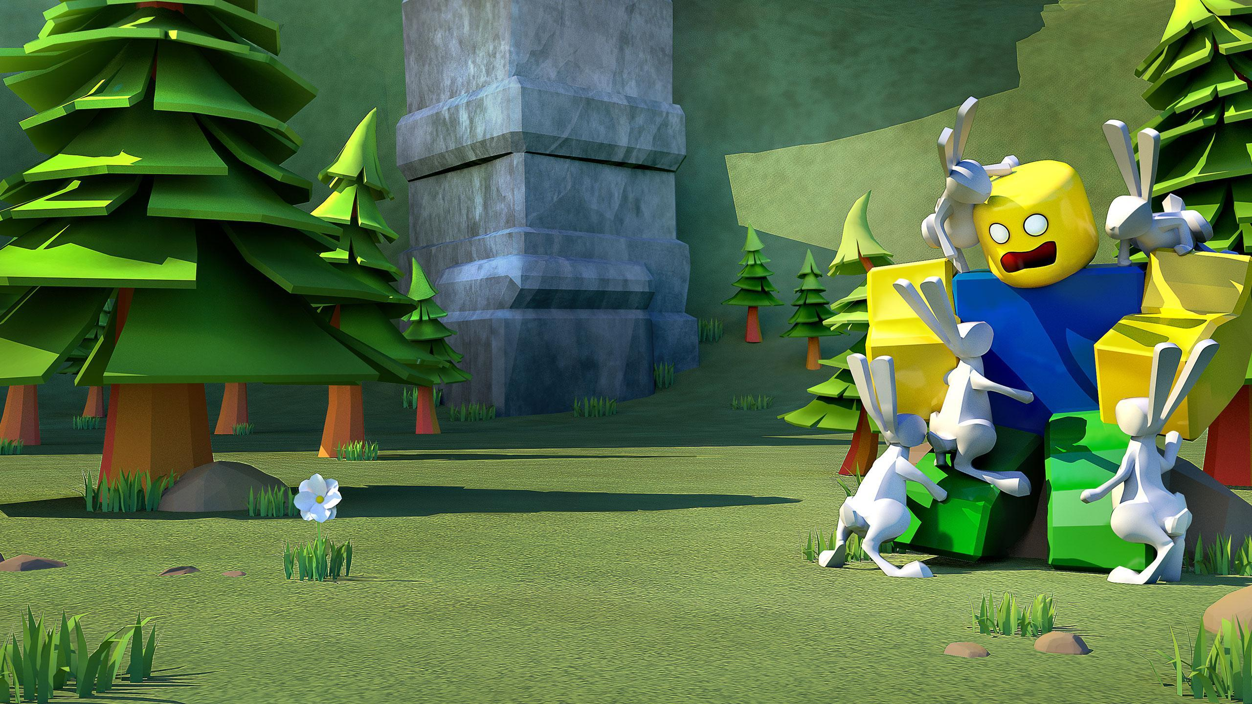 Roblox Wallpapers Posted By Ethan Thompson