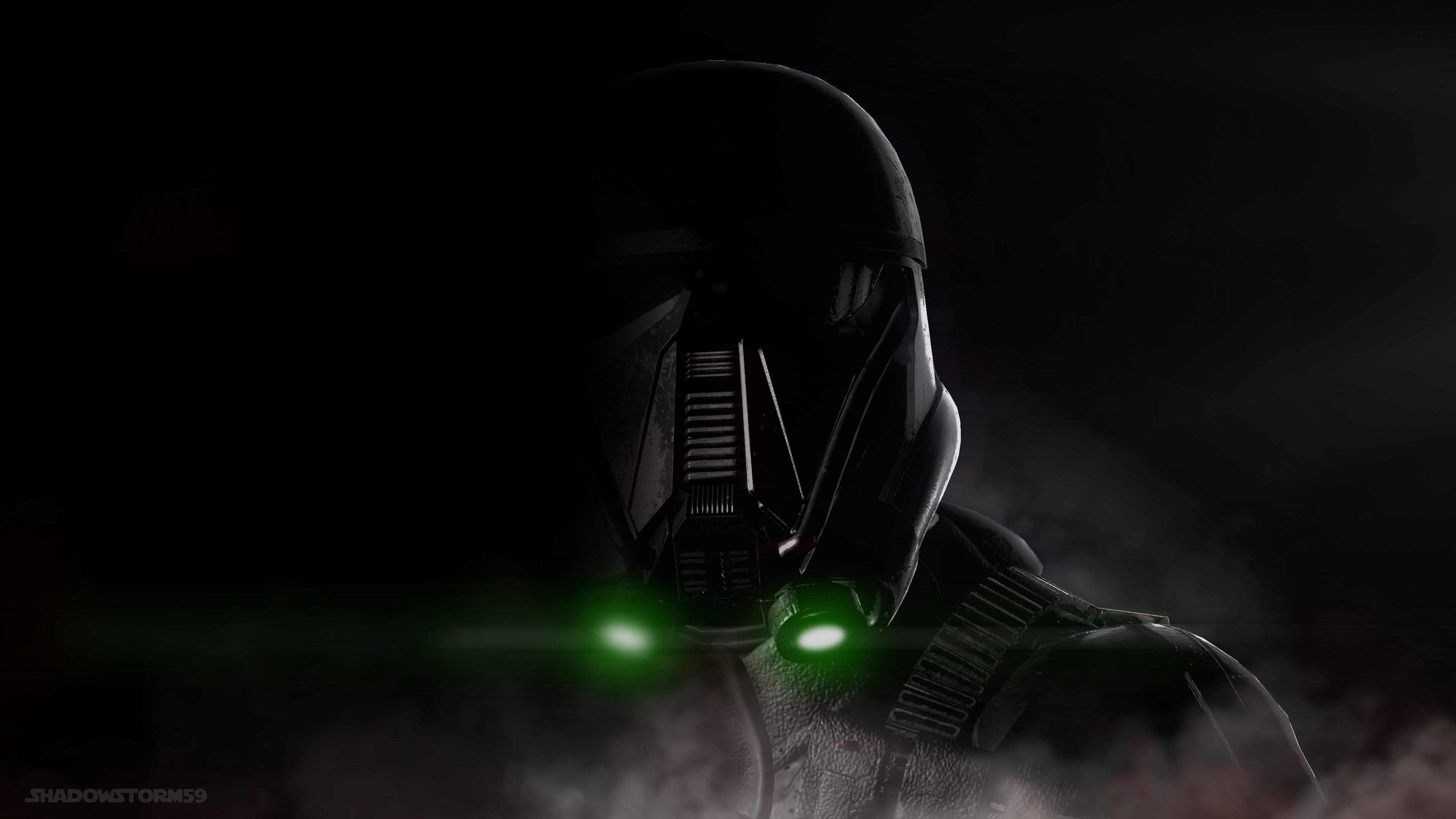 DEATH TROOPER 4k wallpaper StarWarsBattlefront