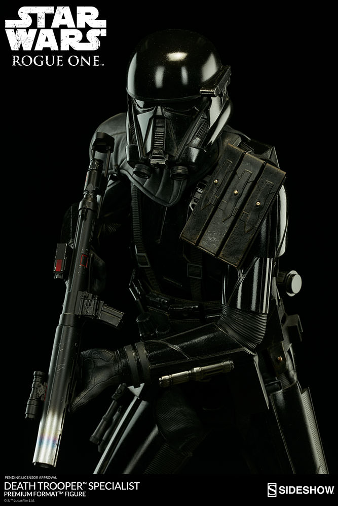Rogue One Death Trooper Wallpaper Posted By John Tremblay