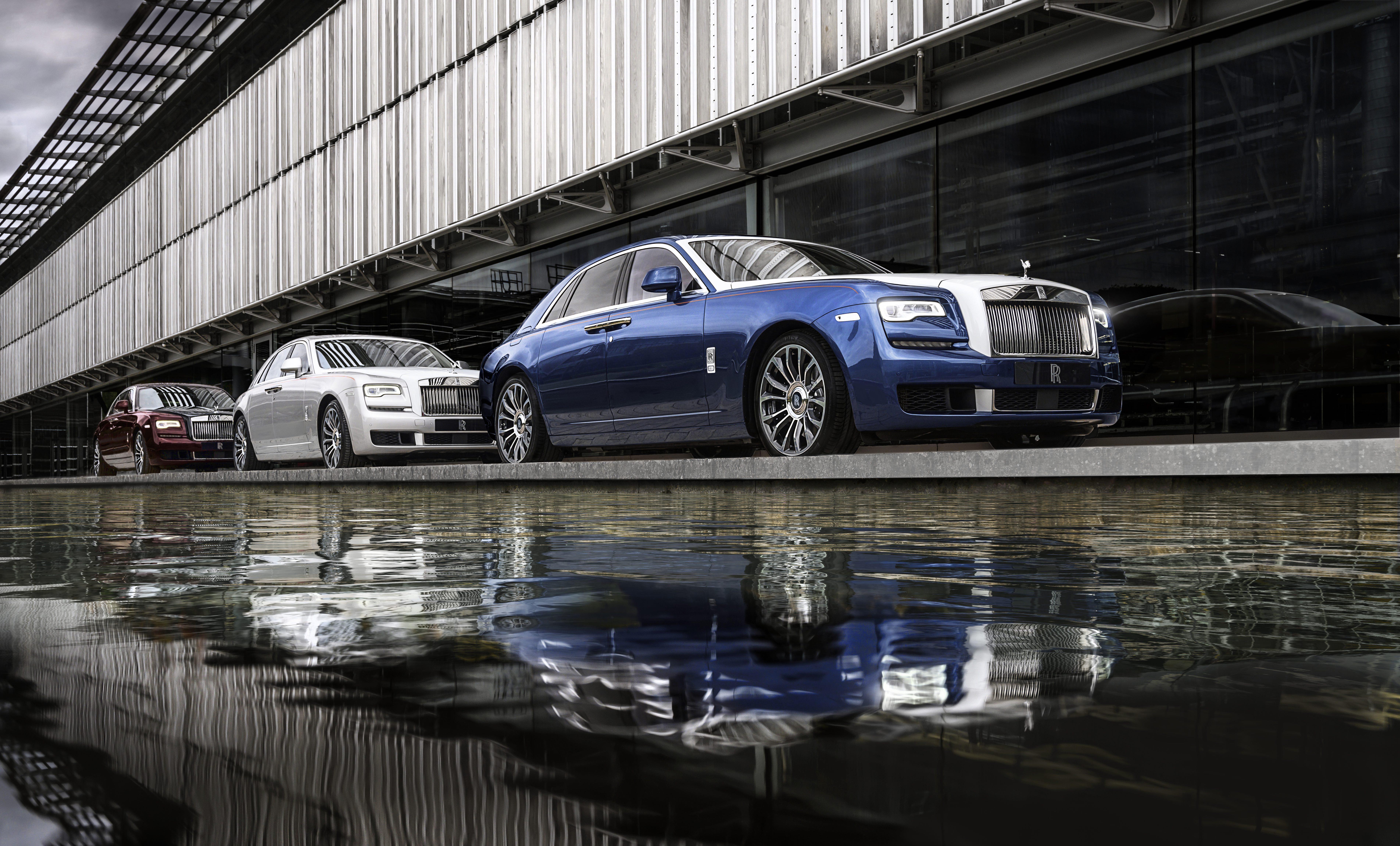 Rolls Royce Ghost Wallpaper Posted By Sarah Walker