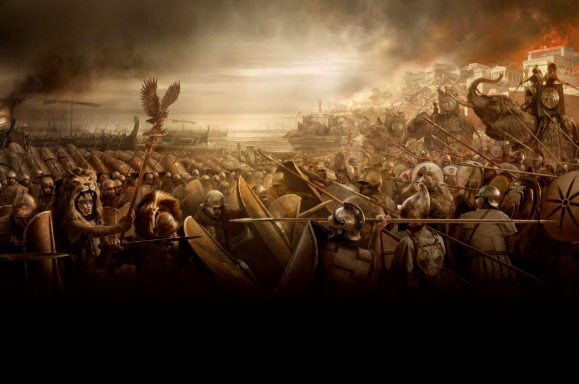 Rome Total War Wallpaper Posted By Sarah Walker