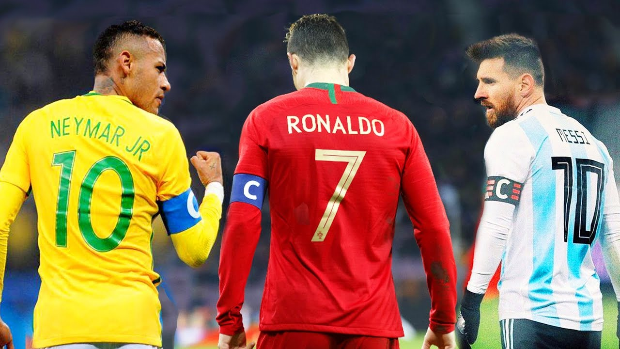 Ronaldo And Neymar Wallpaper Posted By Michelle Anderson