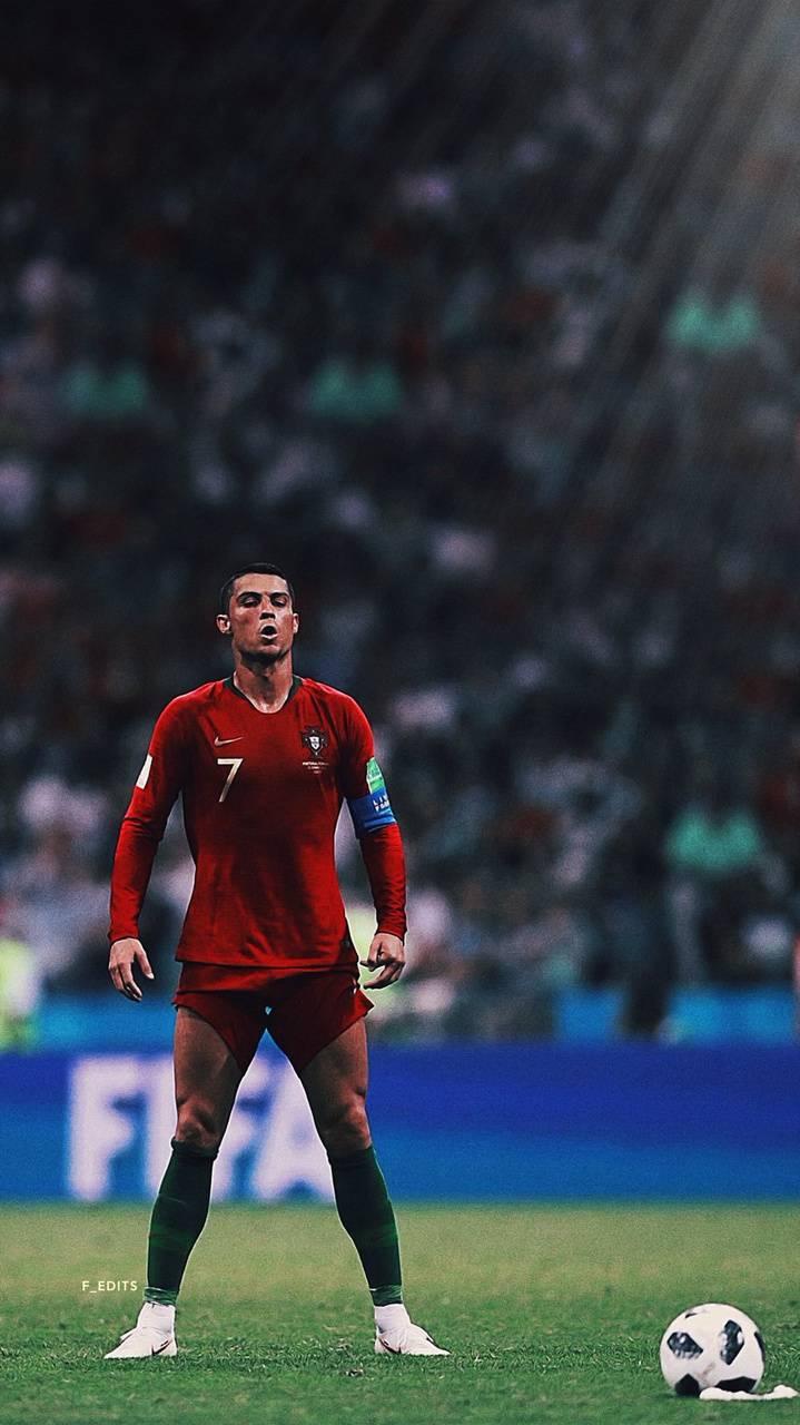 Ronaldo Wallpaper Iphone Posted By Ethan Mercado