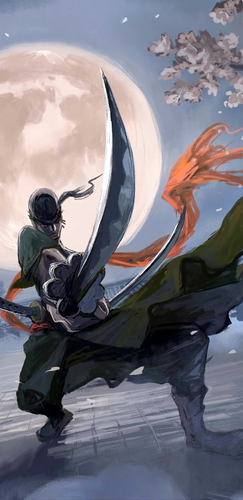 Roronoa Zoro Wallpaper Posted By Ryan Sellers