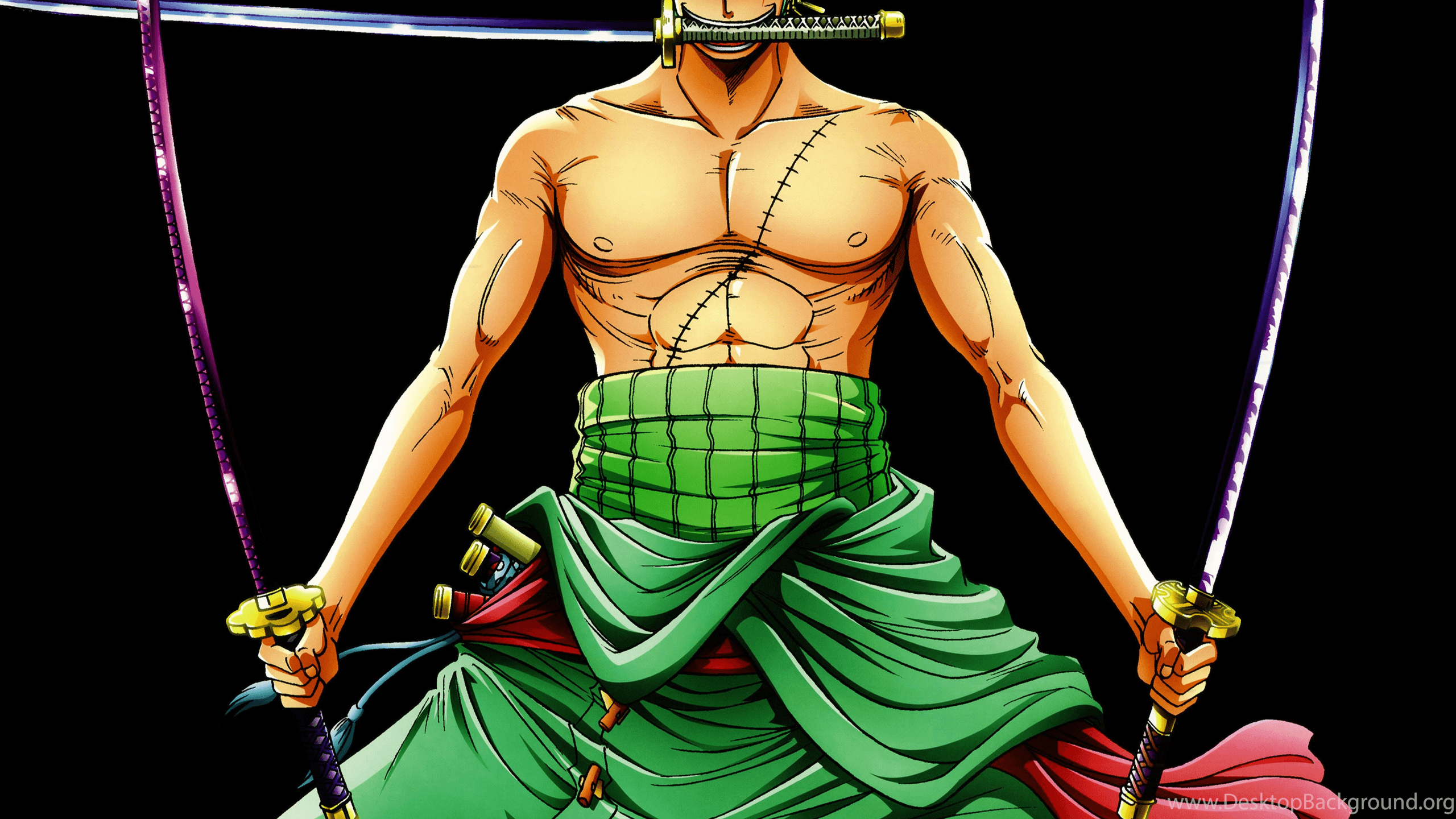 Roronoa Zoro Wallpapers Posted By John Thompson