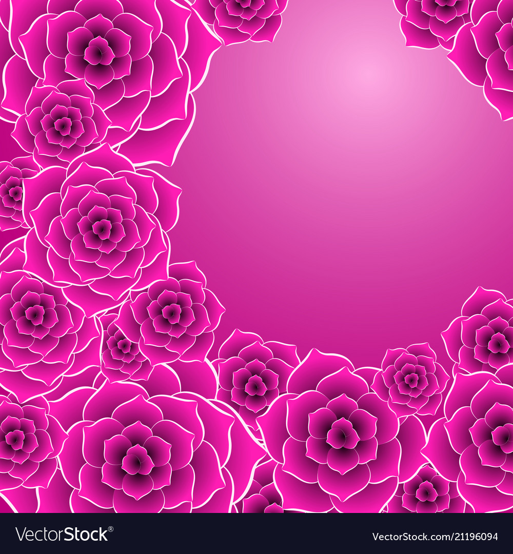 Rose Flower Background Posted By Ryan Johnson
