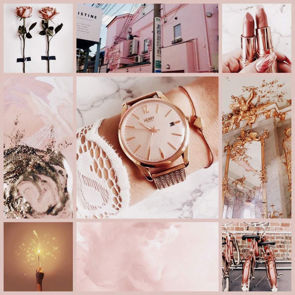 Rose Gold Aesthetic Wallpaper Posted By Christopher Thompson